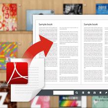 PDF2FLIPPER(オプション)